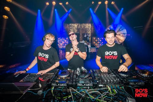 90'S NOW DJ's
