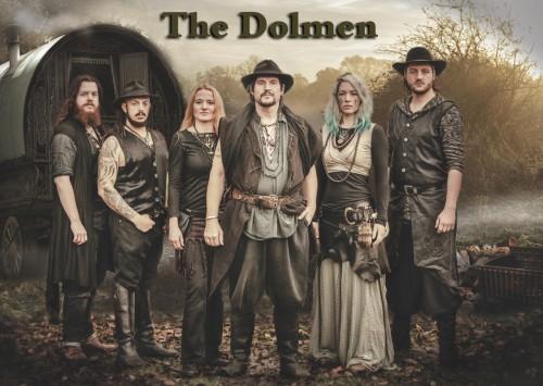 New Promo Photo The Dolmen Gypsy email