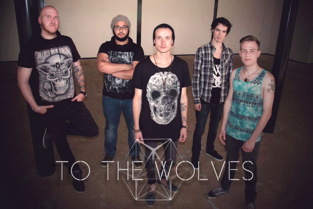 Persfoto To The Wolves Edit